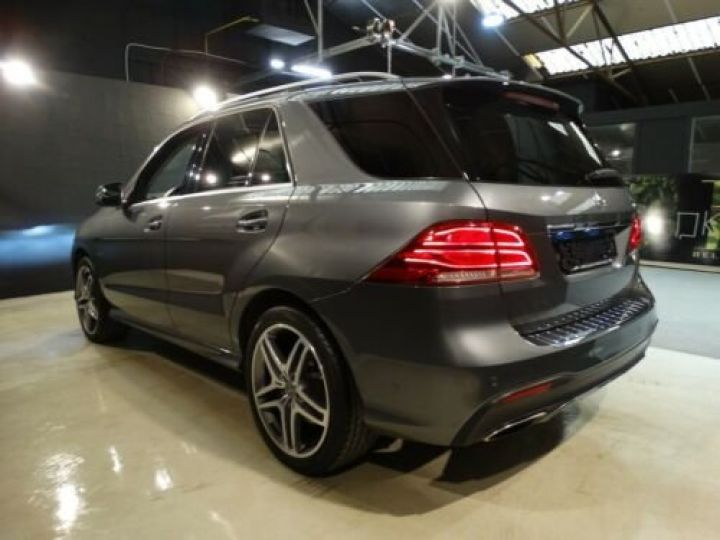 Mercedes GLE e 4MATIC PACK AMG HYBRID / GPS / PHARE LASER / GARANTIE 12 MOIS Gris métallisée  - 6