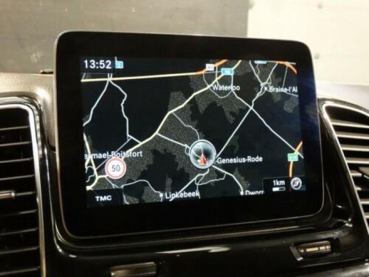 Mercedes GLE e 4MATIC PACK AMG HYBRID / GPS / PHARE LASER / GARANTIE 12 MOIS Gris métallisée  - 10