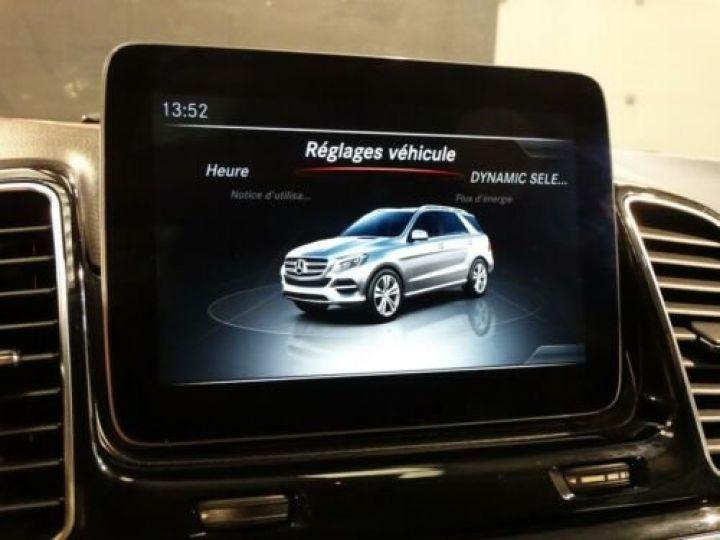 Mercedes GLE e 4MATIC PACK AMG HYBRID / GPS / PHARE LASER / GARANTIE 12 MOIS Gris métallisée  - 11