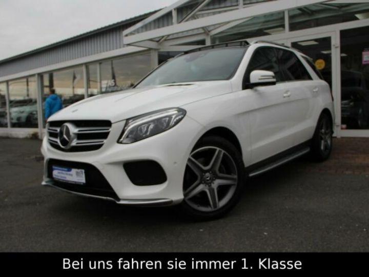 Mercedes GLE Mercedes Classe GLE Coupé 350 d 9G-Tronic 4MATIC Fascination Blanc - 1