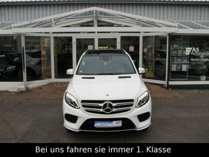Mercedes GLE Mercedes Classe GLE Coupé 350 d 9G-Tronic 4MATIC Fascination Blanc - 2