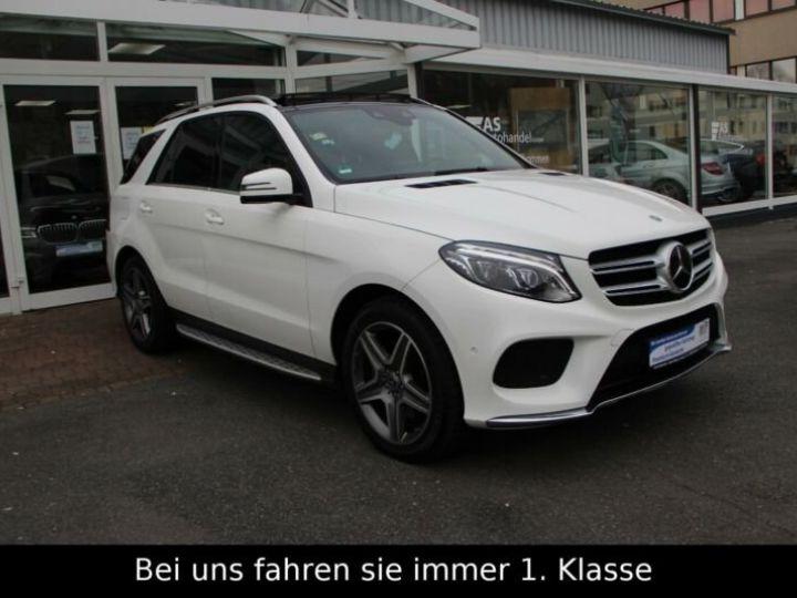 Mercedes GLE Mercedes Classe GLE Coupé 350 d 9G-Tronic 4MATIC Fascination Blanc - 4
