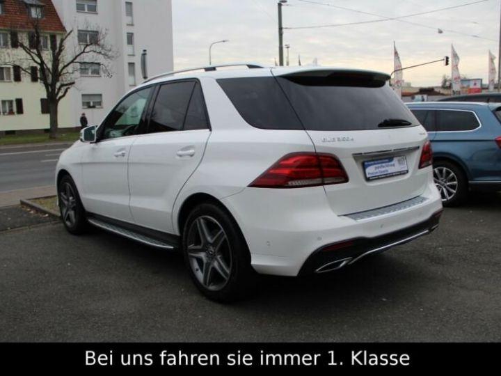 Mercedes GLE Mercedes Classe GLE Coupé 350 d 9G-Tronic 4MATIC Fascination Blanc - 7
