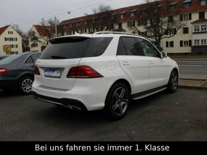 Mercedes GLE Mercedes Classe GLE Coupé 350 d 9G-Tronic 4MATIC Fascination Blanc - 8
