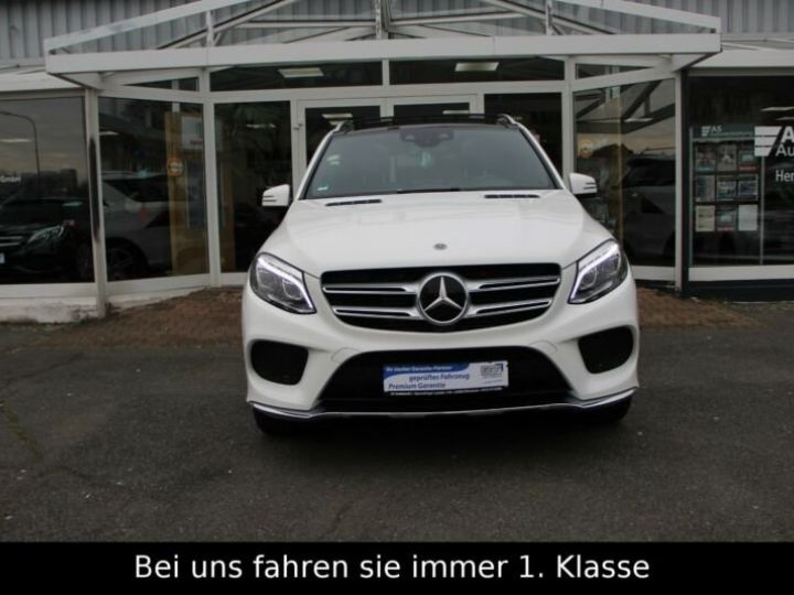 Mercedes GLE Mercedes Classe GLE Coupé 350 d 9G-Tronic 4MATIC Fascination Blanc - 10