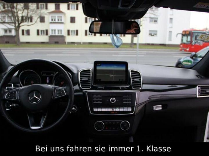 Mercedes GLE Mercedes Classe GLE Coupé 350 d 9G-Tronic 4MATIC Fascination Blanc - 11