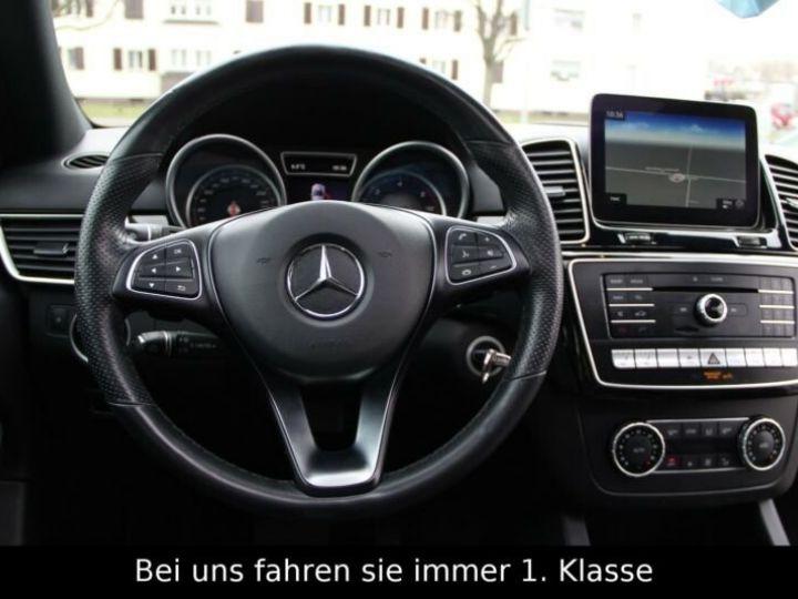 Mercedes GLE Mercedes Classe GLE Coupé 350 d 9G-Tronic 4MATIC Fascination Blanc - 14