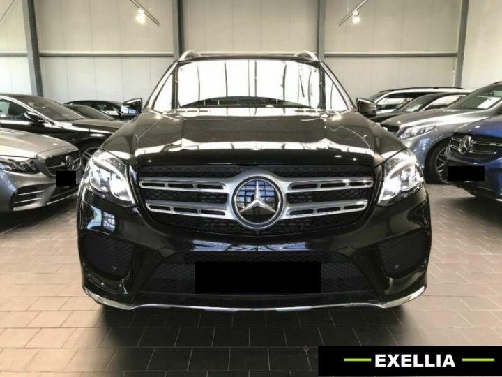 Mercedes GLS 350d 4Matic NOIR PEINTURE METALISE  Occasion - 1