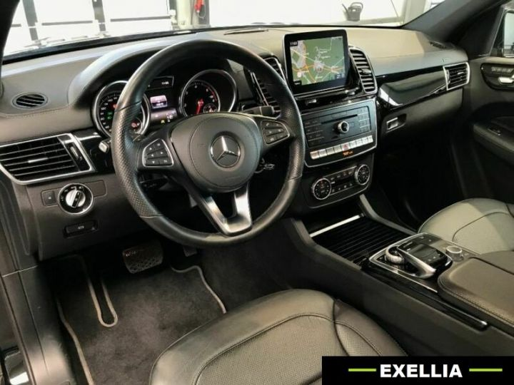 Mercedes GLS 350d 4Matic NOIR PEINTURE METALISE  Occasion - 6