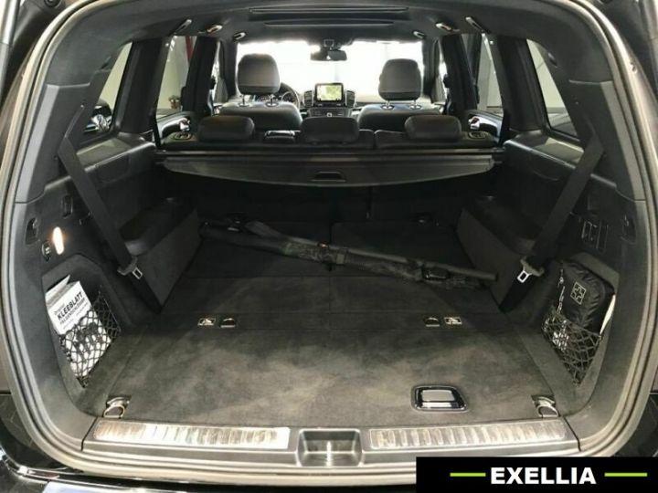 Mercedes GLS 350d 4Matic NOIR PEINTURE METALISE  Occasion - 12