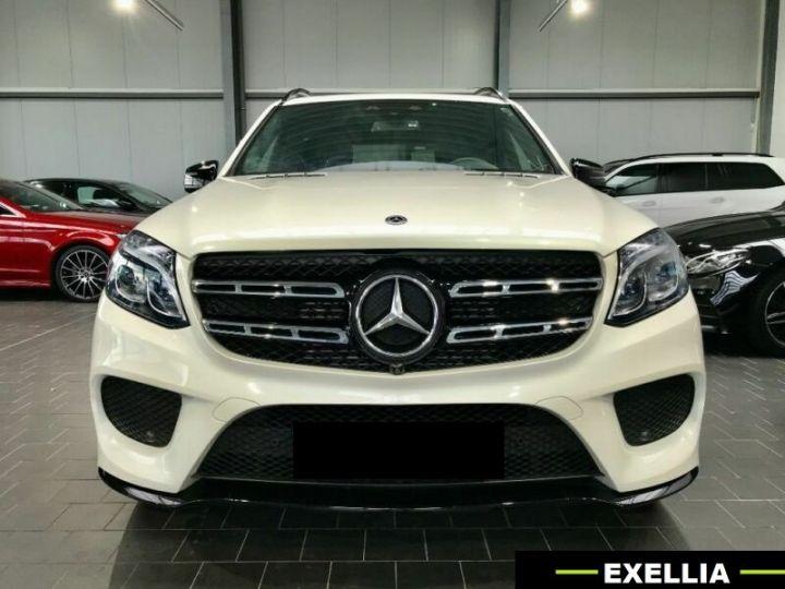 Mercedes GLS 350d 4Matic NOIR PEINTURE METALISE  Occasion - 2