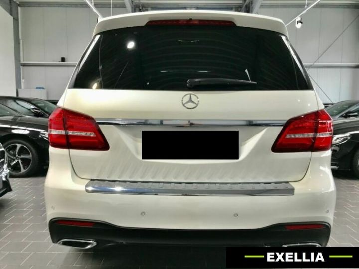 Mercedes GLS 350d 4Matic NOIR PEINTURE METALISE  Occasion - 4