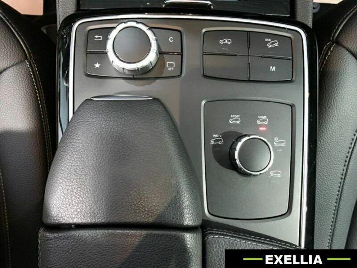 Mercedes GLS 350d 4Matic NOIR PEINTURE METALISE  Occasion - 8