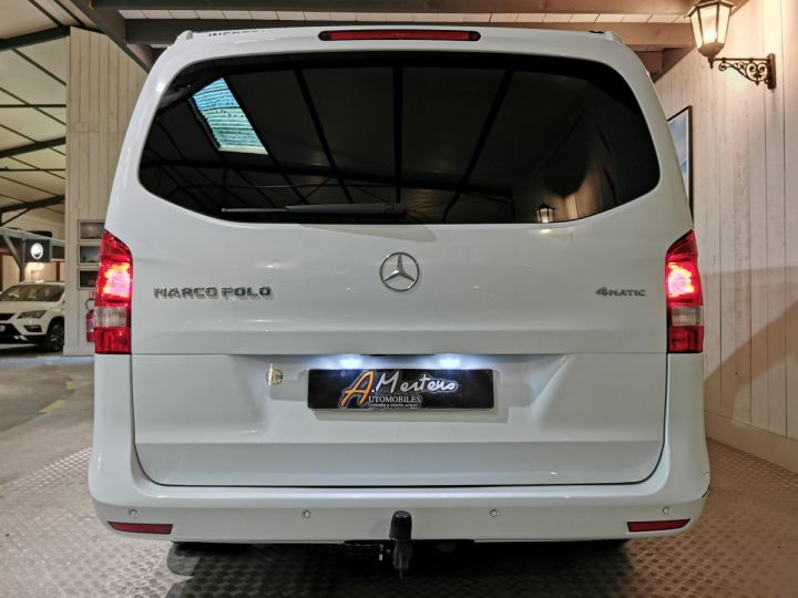 Mercedes Marco Polo 220D 163 CV 4MATIC Blanc - 4