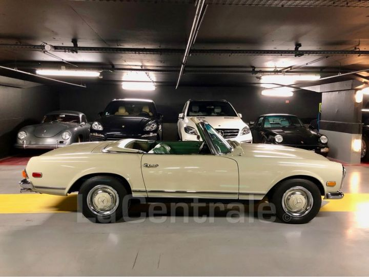 Mercedes SL 250 PAGODE Vert Verni Occasion - 12