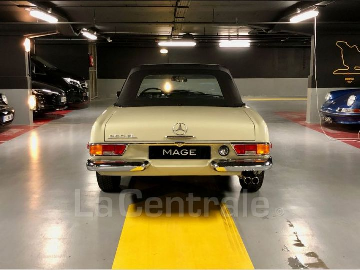 Mercedes SL 250 PAGODE Vert Verni Occasion - 20