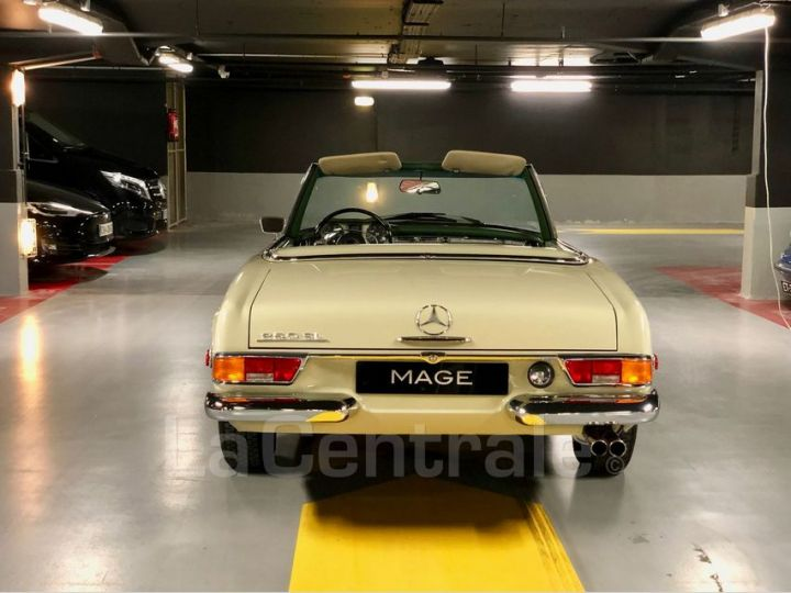 Mercedes SL 250 PAGODE Vert Verni Occasion - 21