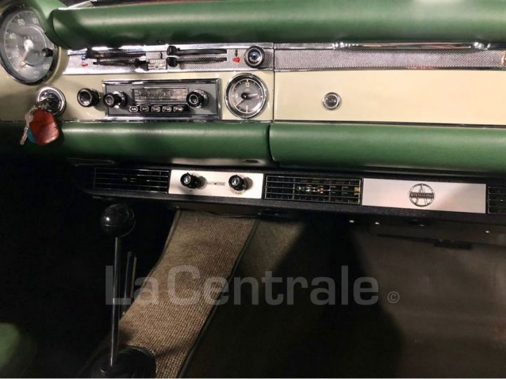 Mercedes SL 250 PAGODE Vert Verni Occasion - 23