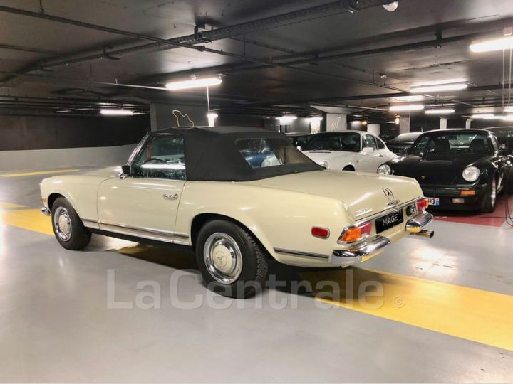 Mercedes SL 250 PAGODE Vert Verni Occasion - 25
