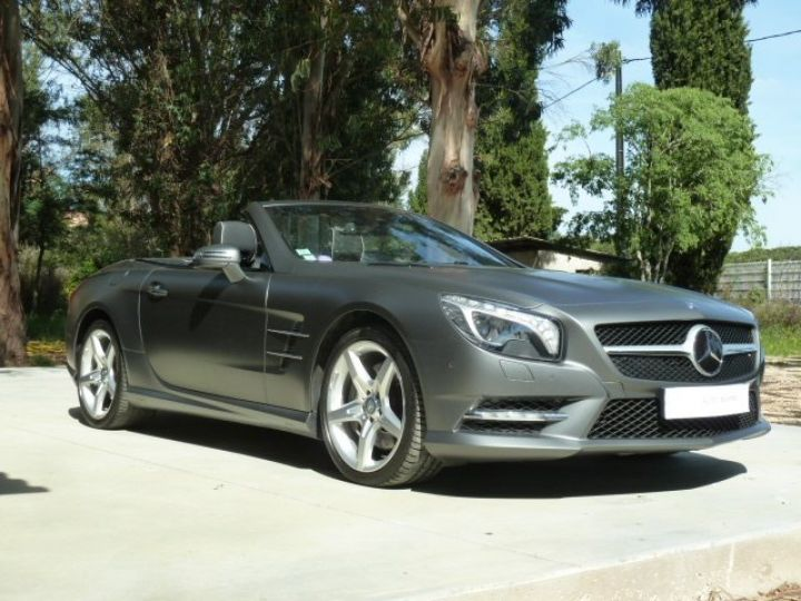 Mercedes SL 500 7 G.TRONIC + PACK AMG GRIS CERUSITE MAGNO - 1