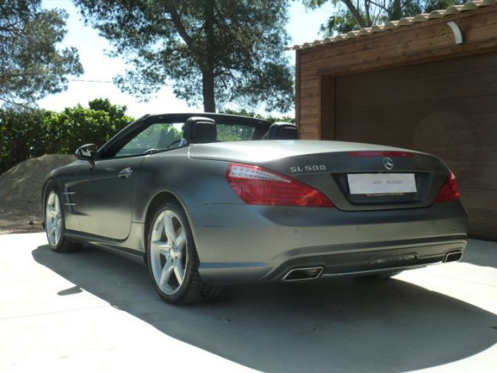 Mercedes SL 500 7 G.TRONIC + PACK AMG GRIS CERUSITE MAGNO - 2