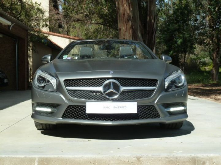 Mercedes SL 500 7 G.TRONIC + PACK AMG GRIS CERUSITE MAGNO - 5