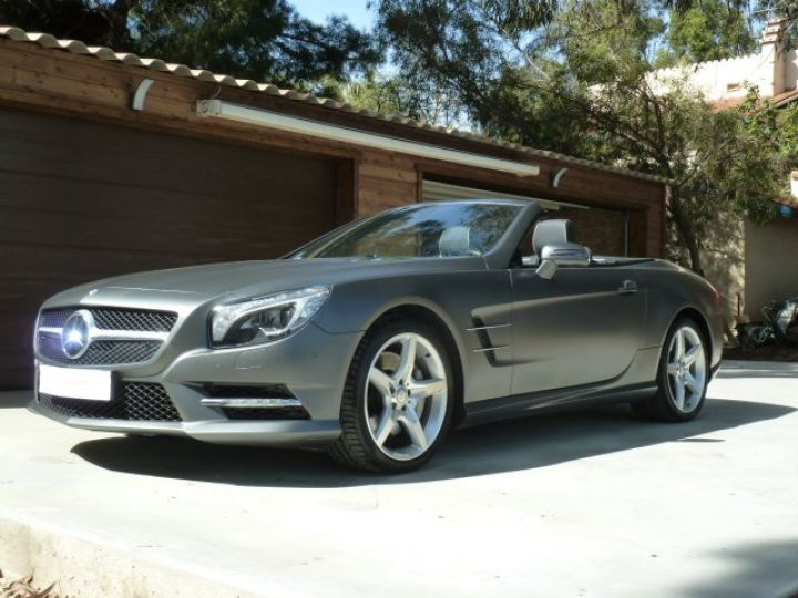 Mercedes SL 500 7 G.TRONIC + PACK AMG GRIS CERUSITE MAGNO - 6