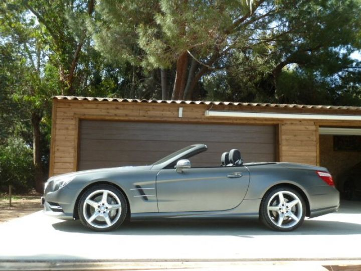 Mercedes SL 500 7 G.TRONIC + PACK AMG GRIS CERUSITE MAGNO - 7