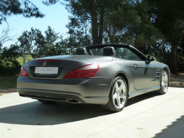 Mercedes SL 500 7 G.TRONIC + PACK AMG GRIS CERUSITE MAGNO - 9