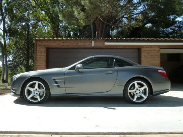 Mercedes SL 500 7 G.TRONIC + PACK AMG GRIS CERUSITE MAGNO - 17