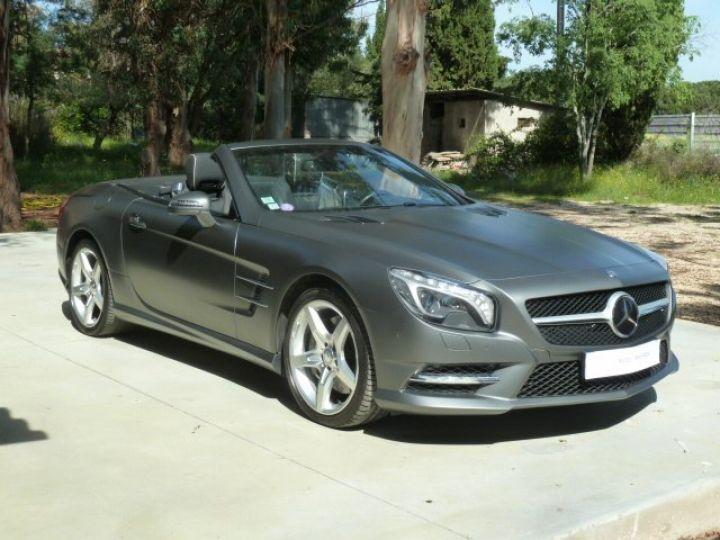 Mercedes SL 500 7 G-TRONIC PLUS GRIS CERUSSITE MAGNO METAL MAT - 1