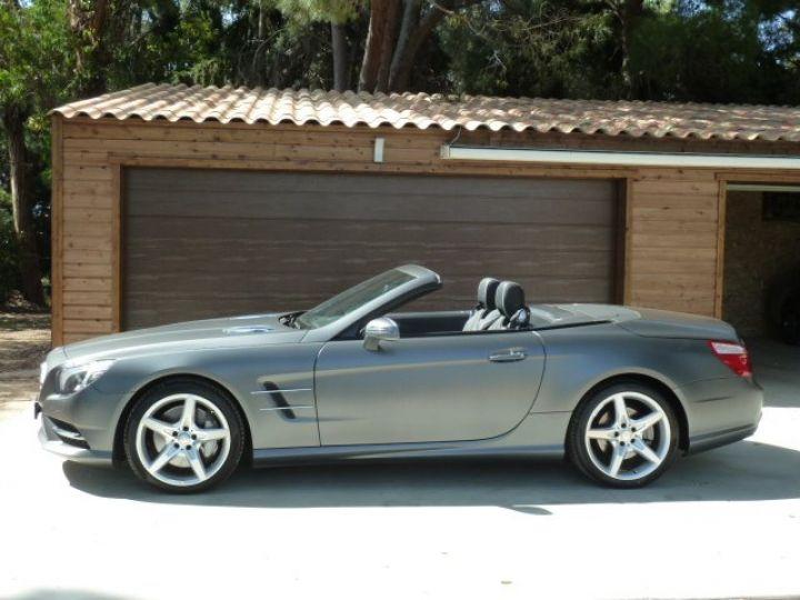 Mercedes SL 500 7 G-TRONIC PLUS GRIS CERUSSITE MAGNO METAL MAT - 4