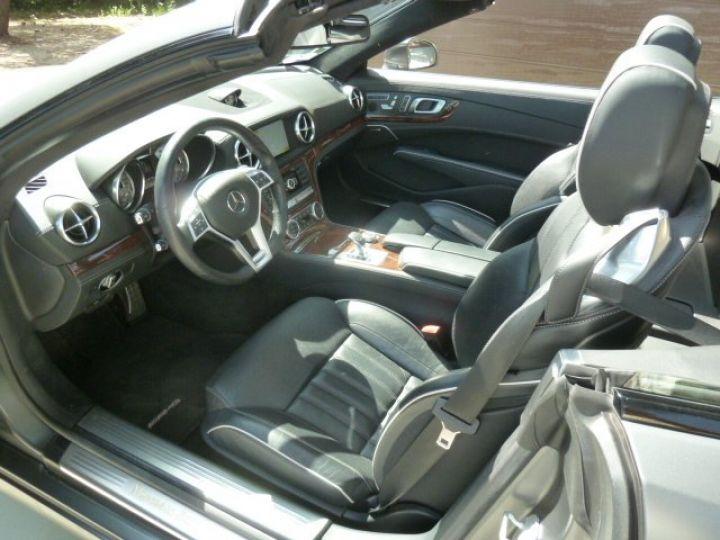 Mercedes SL 500 7 G-TRONIC PLUS GRIS CERUSSITE MAGNO METAL MAT - 9