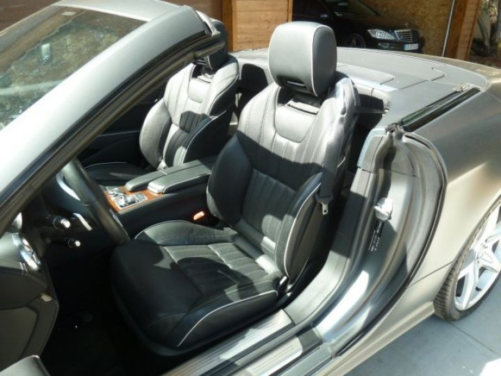 Mercedes SL 500 7 G-TRONIC PLUS GRIS CERUSSITE MAGNO METAL MAT - 10
