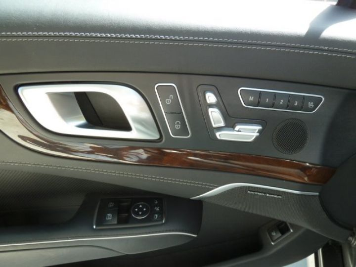 Mercedes SL 500 7 G-TRONIC PLUS GRIS CERUSSITE MAGNO METAL MAT - 14