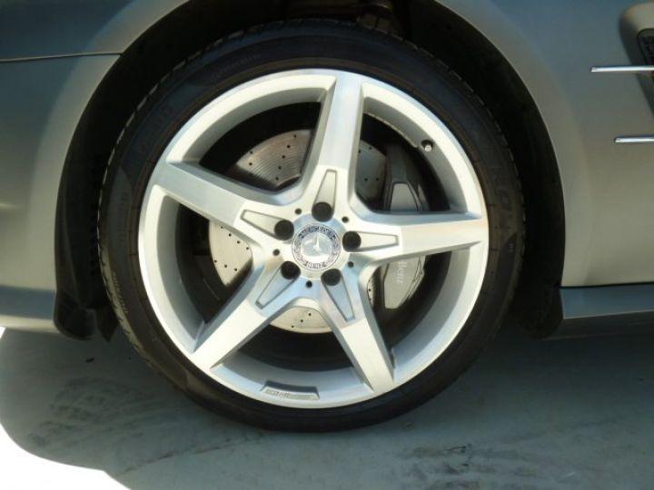 Mercedes SL 500 7 G-TRONIC PLUS GRIS CERUSSITE MAGNO METAL MAT - 18