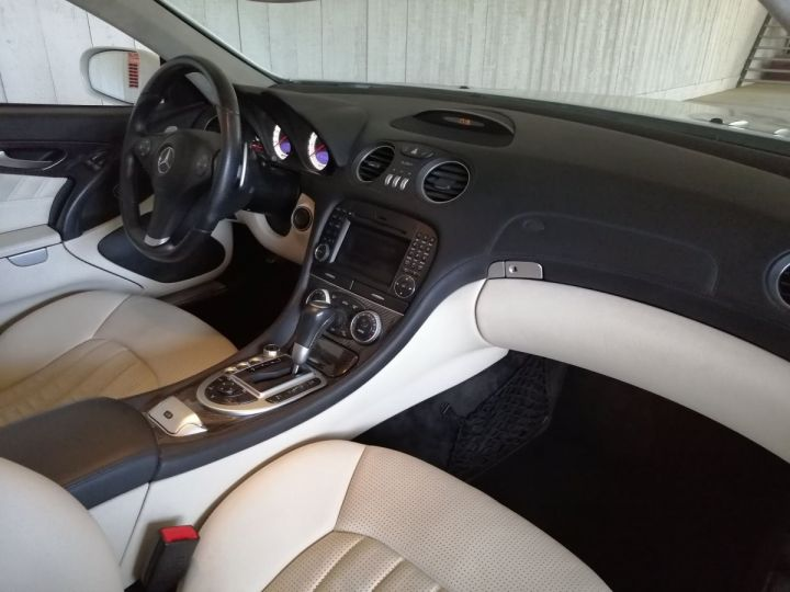 Mercedes SL 63 AMG 525 CV BVA Blanc - 6