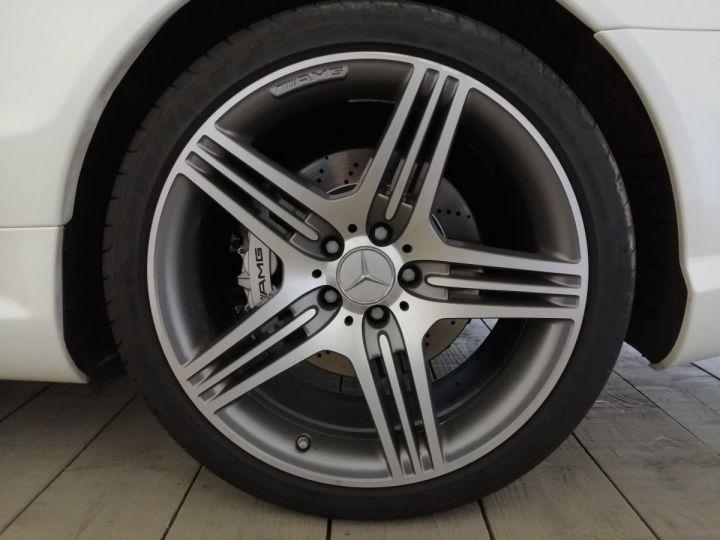 Mercedes SL 63 AMG 525 CV BVA Blanc - 19