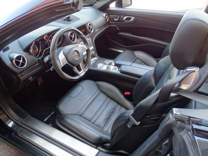 Mercedes SL 63 AMG PACK PERFORMANCE 585 CV - MONACO NOIR MAGNÉTITE MÉTAL  - 6