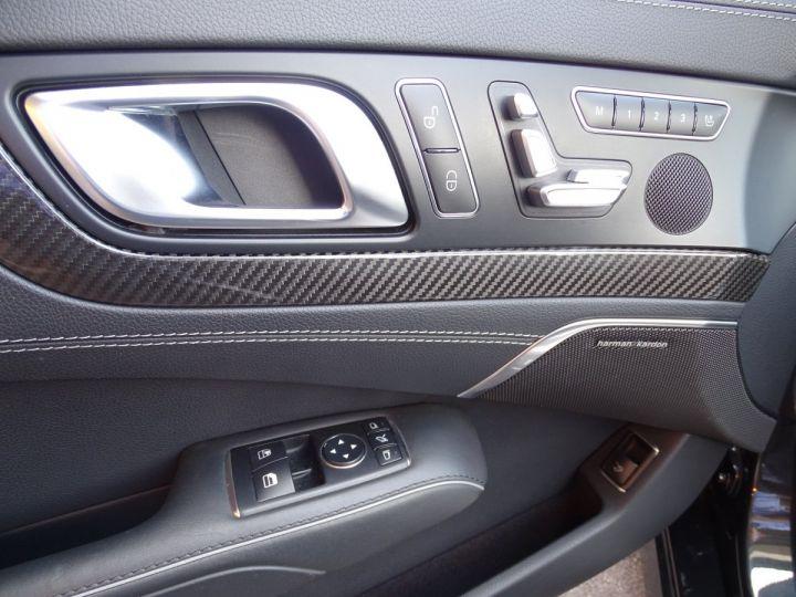 Mercedes SL 63 AMG PACK PERFORMANCE 585 CV - MONACO NOIR MAGNÉTITE MÉTAL  - 8