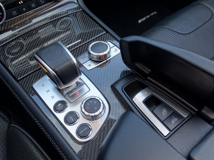 Mercedes SL 63 AMG PACK PERFORMANCE 585 CV - MONACO NOIR MAGNÉTITE MÉTAL  - 9
