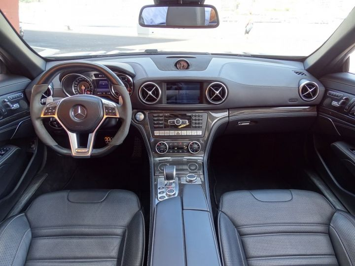 Mercedes SL 63 AMG PACK PERFORMANCE 585 CV - MONACO NOIR MAGNÉTITE MÉTAL  - 11