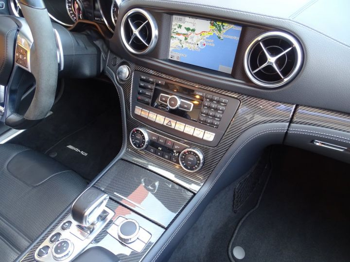 Mercedes SL 63 AMG PACK PERFORMANCE 585 CV - MONACO NOIR MAGNÉTITE MÉTAL  - 13