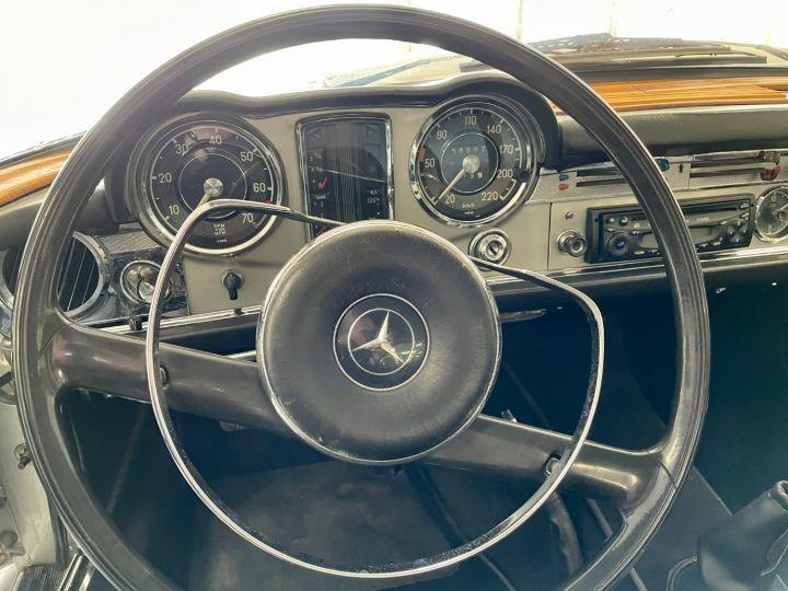 Mercedes SL Mercedes-Benz 250 SL Pagode (W113) GRIS ARGENT - 9