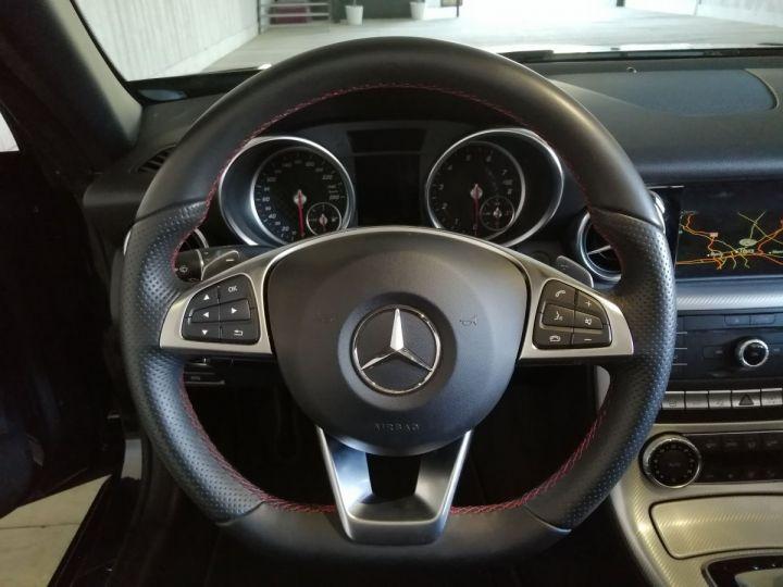 Mercedes SLC 200 FASCINATION 184 CV 9G-TRONIC Noir - 7
