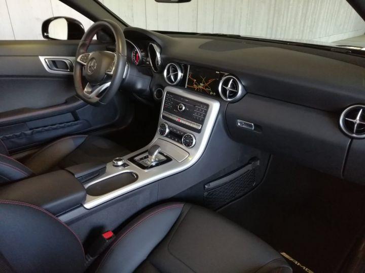 Mercedes SLC 200 FASCINATION 184 CV 9G-TRONIC Noir - 8