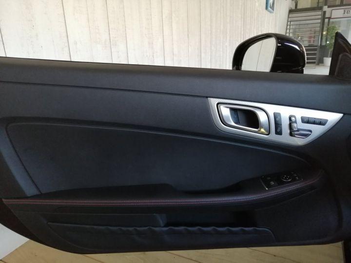 Mercedes SLC 200 FASCINATION 184 CV 9G-TRONIC Noir - 10