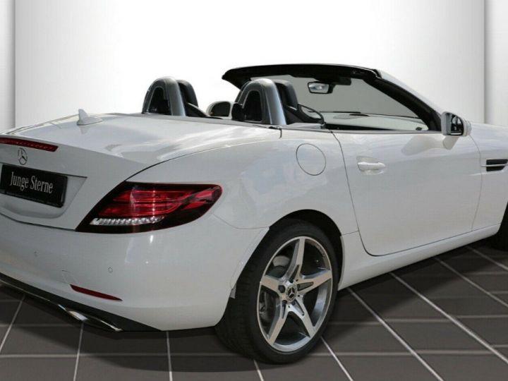 Mercedes SLC 200  Roadster 9G-TRONIC Blanc métal  - 2