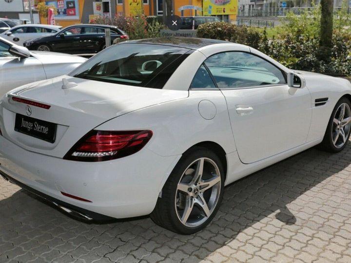 Mercedes SLC 200  Roadster 9G-TRONIC Blanc métal  - 3