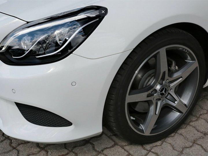 Mercedes SLC 200  Roadster 9G-TRONIC Blanc métal  - 4